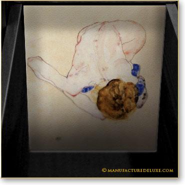 nu d'Egon Schiele