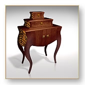 COMMODE, BUFFET