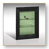 SHOWCASES BOOKCASES
